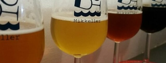 Mikkeller Bar is one of Barcelona Craft Beer.