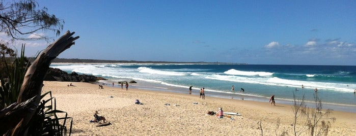 Cabarita Beach is one of Australia.