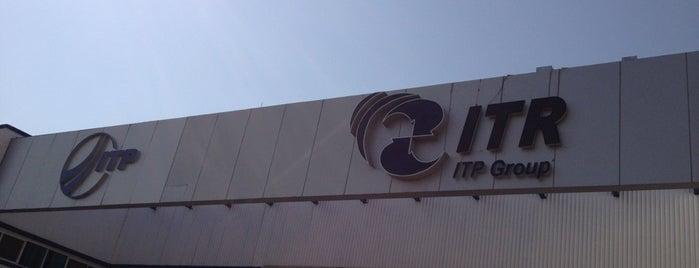 ITP Group (Turborreactores) is one of Tempat yang Disukai Jose.