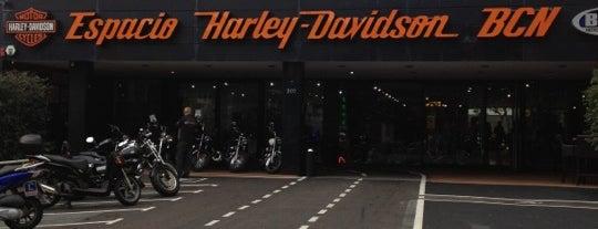 Espacio Harley Davidson is one of Resumen 2011.
