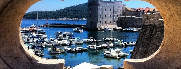 Fort Revelin is one of Dubrovnik.