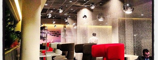 Erste Premier Lounge is one of Free wi-fi venues.