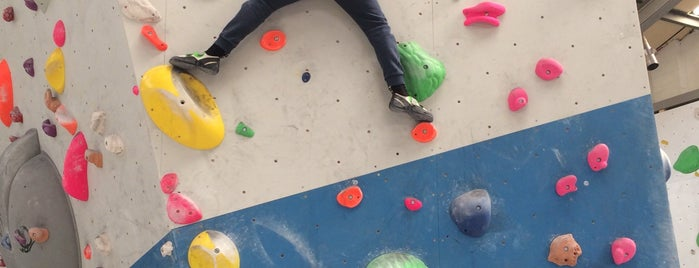 Colchester Climbing Project is one of Climbing Walls.