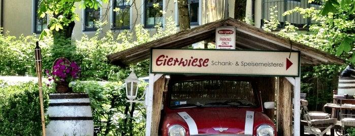 Eierwiese Schank- und Speisemeisterei is one of Restaurants & Imbisse.