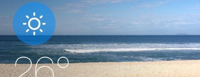 Praia de Maresias - entrada 20 is one of Praias de São Sebastião.