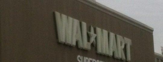 Walmart Supercenter is one of Orte, die Greg gefallen.
