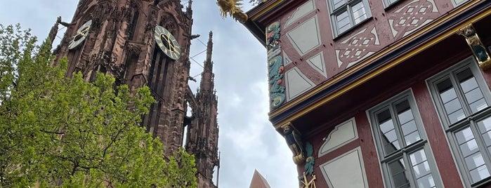 Neue Altstadt is one of Best of Frankfurt am Main.