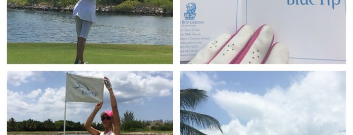 The Ritz-Carlton Golf Club, Grand Cayman is one of Lugares favoritos de Amanda.