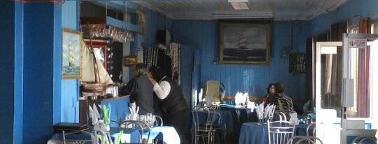 Restaurant Montemar is one of สถานที่ที่ Mario ถูกใจ.