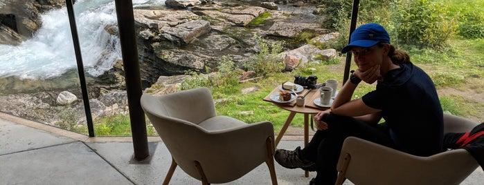 Gudbrandsjuvet is one of Norway trip.