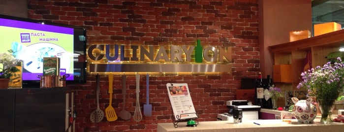 Culinaryon is one of Moscow TOP places.