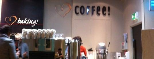 Love Coffee! is one of Locais curtidos por Leonard.