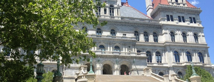 New York State Capitol is one of State Capitols.