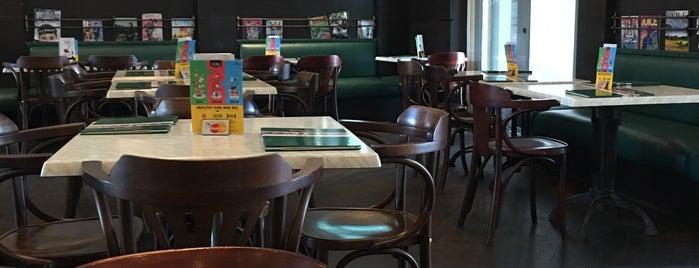 Dôme Café is one of Orte, die MrChingu gefallen.