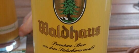 Waldhaus Brauerei is one of The World's Best Breweries.