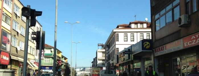 Kıranköy is one of Locais curtidos por Emre.