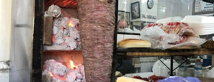 Kebapçı Canbolat is one of Beğendiğim Lezzetler.