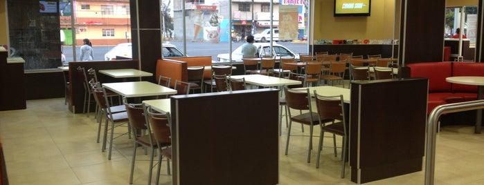 KFC is one of Miguel Angel'in Beğendiği Mekanlar.