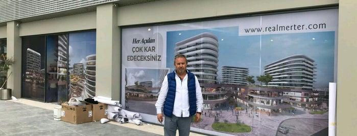 Merter Vizyon yapi inşaat is one of Naciさんの保存済みスポット.