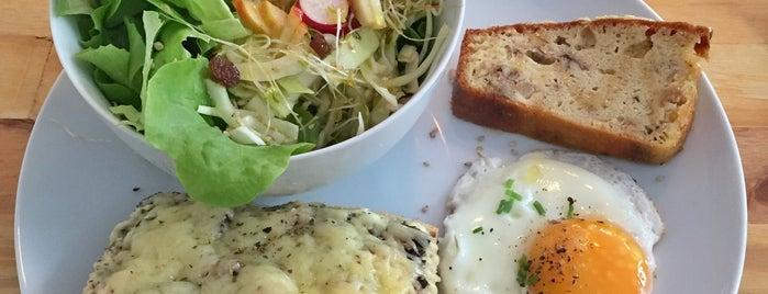 Lula is one of Healthy & Veggie Food in Paris.