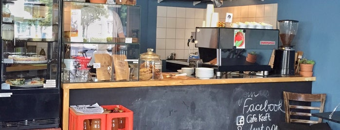 Cafe Kraft is one of Berlin (DE).