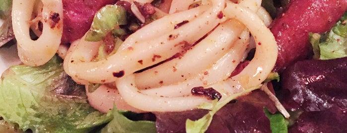 Pas Vu Pas Pris is one of Best Poulpe/Octopus in Paris.