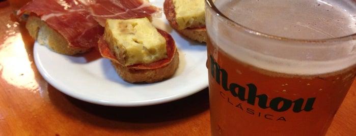 Cerveceria Siboni is one of De cañas por Arapiles.