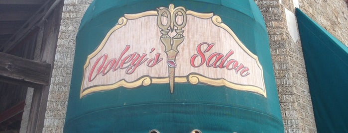 Ooley's is one of Tulsa Metro Area To Do.