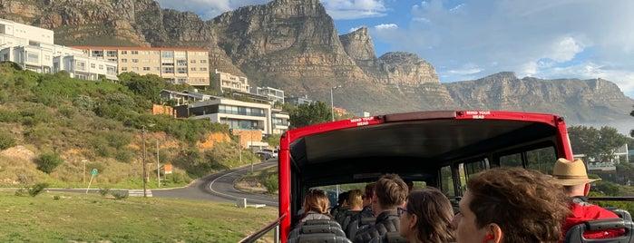 CitySightseeing Cape Town is one of Locais curtidos por Jadiânia.