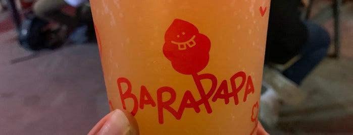 Barapapa is one of Lieux qui ont plu à Jules.