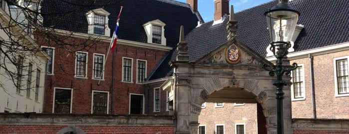 Grand Café Prinsenhof is one of Groningen.