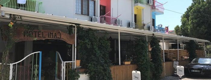 Imaj Hotel is one of Zafer'in Beğendiği Mekanlar.