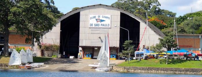 Clube de Campo de São Paulo - CCSP is one of Vela na Guarapiranga.