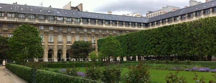 パレ ロワイヤル is one of Paris, je t'aime.
