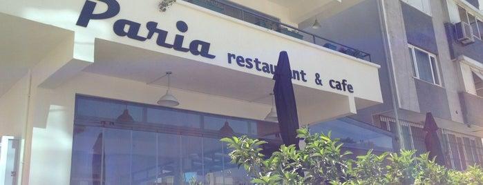 Paria Restaurant & Cafe is one of Posti che sono piaciuti a Pêlîn.
