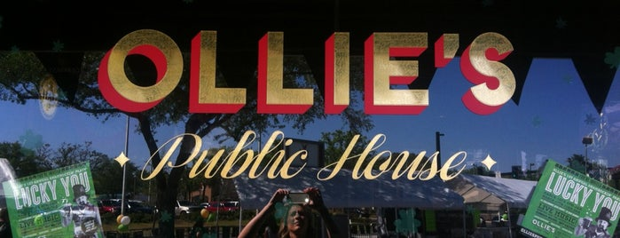 Ollie's Public House is one of Orte, die Donna gefallen.