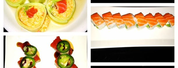 Omi Sushi is one of Happy Hour.