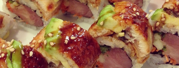 Akira Japanese Restaurant is one of Bento Badge - Cincinnati Venues.
