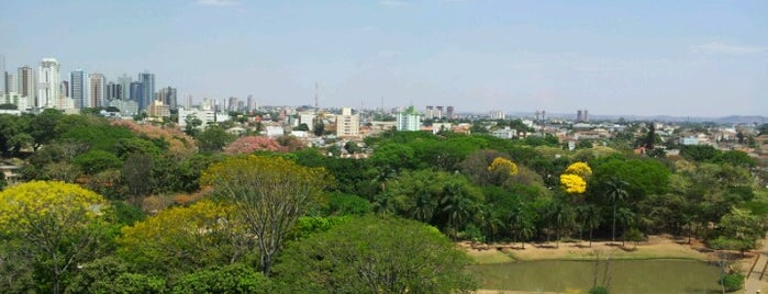 Parque Zoológico de Goiânia is one of Tempat yang Disimpan Cilene Angélica.