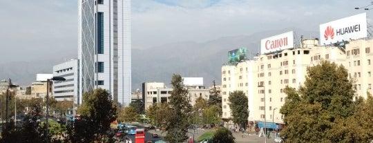 hotel principado express is one of Chile.