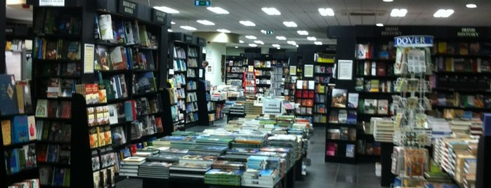 Chapters Bookshop is one of Dublin.