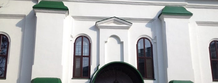 Свято-Троїцький монастир is one of Vitaliyさんのお気に入りスポット.