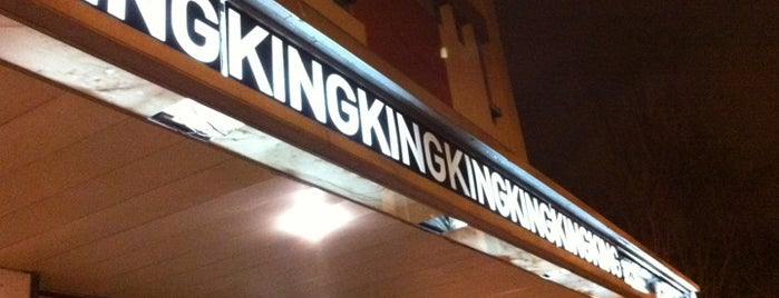 Medeia King is one of abc in Lisbon.