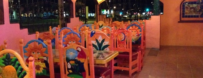 Fiesta Mexicana is one of Eat Here.