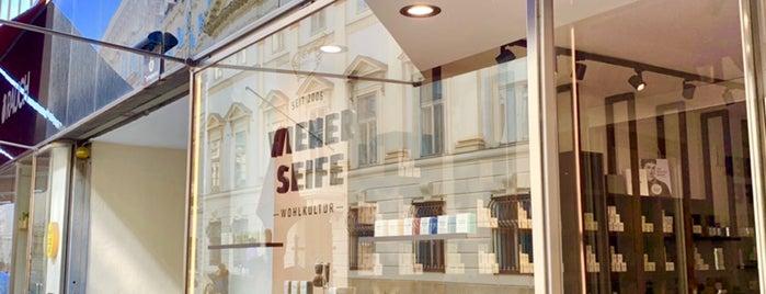 Wiener Seife is one of Wien Kultur.