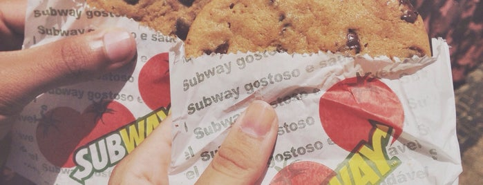 Subway is one of Piracicaba.
