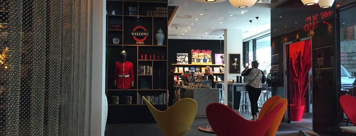 citizenM Tower of London is one of Federicoさんのお気に入りスポット.