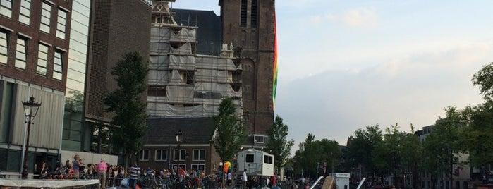 Westerkerk is one of Must-visit Musea Amsterdam.