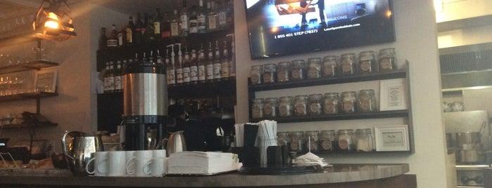 Blue Dog Kitchen Bar is one of Restaurants.