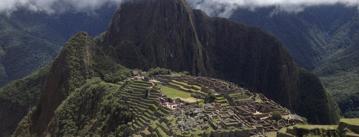 Machu Picchu is one of The Bucket List.